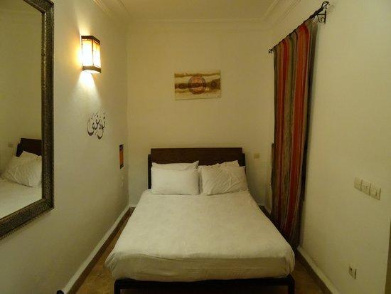Riad 107: triple room