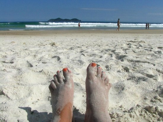 Lopes Mendes Beach : Lopes