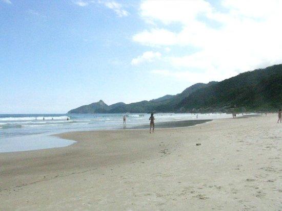 Lopes Mendes Beach : Lopes Mendes, desierto