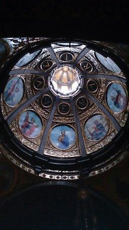 Santuari de Lluc: The cupola