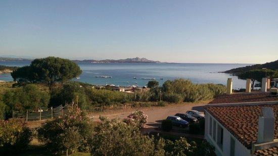 Rena Bianca Hotel&Residence: panorama dalla camera nostra