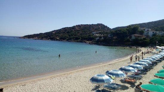 Rena Bianca Hotel&Residence: la spiaggia