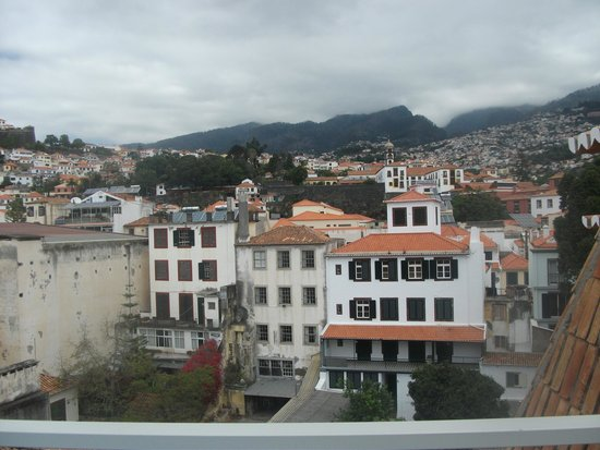 Hotel Madeira: Roof top view