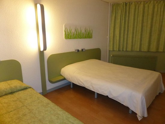 Ibis Budget Lyon Dardilly: Room