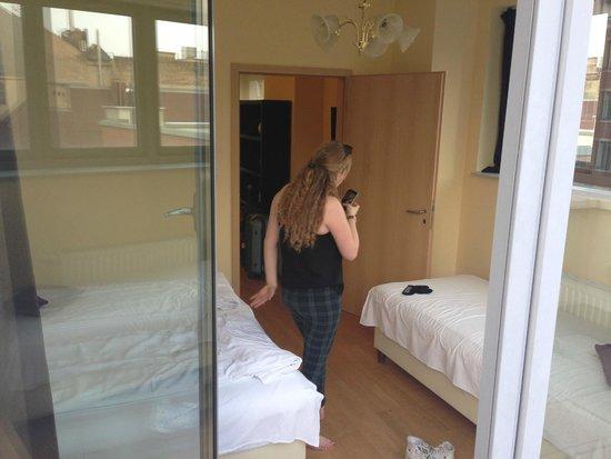 Trendy Deluxe Apartments: Bedroom