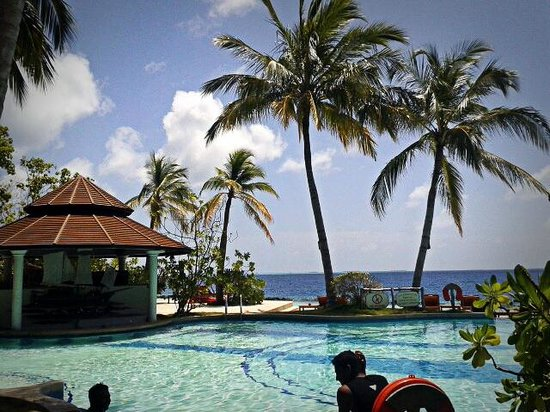 Royal Island Resort & Spa: Pool