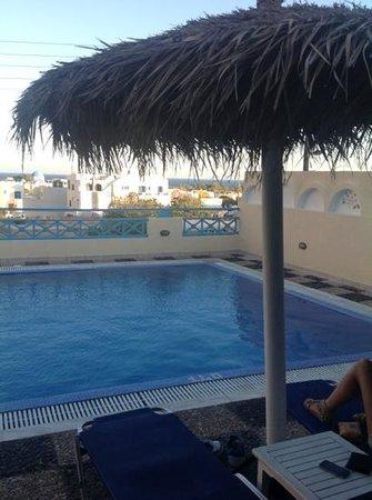 Lucia Villas: piscina