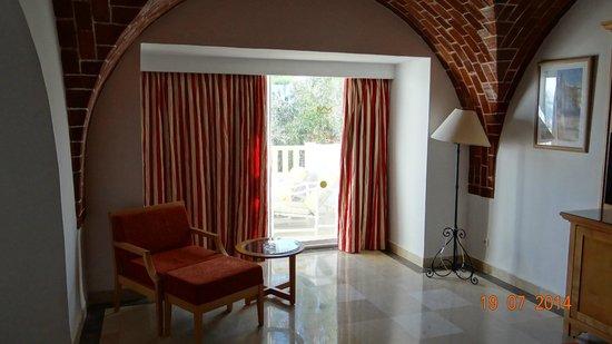 Hotel Palace Hammamet Marhaba: Номер