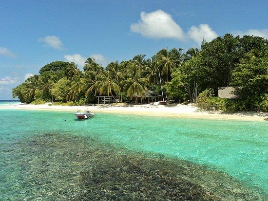 Royal Island Resort & Spa: Amazing beach