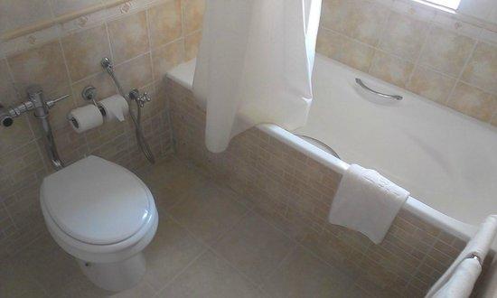 Hotel Palace Hammamet Marhaba: Ванна
