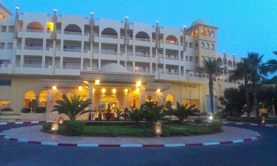 Hotel Palace Hammamet Marhaba: Основной корпус