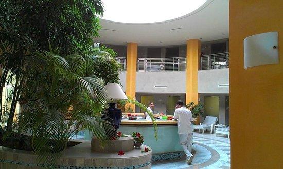 Hotel Palace Hammamet Marhaba: Талласо-центр