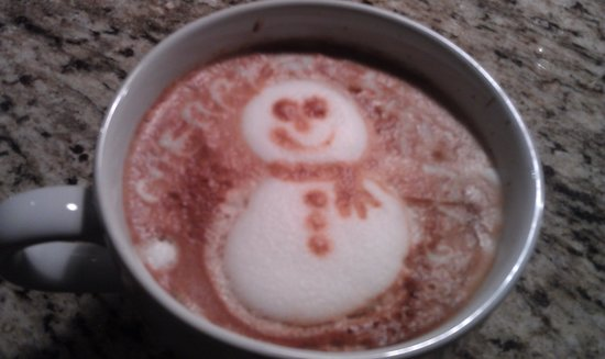 Blvd Coffee: Latte art?