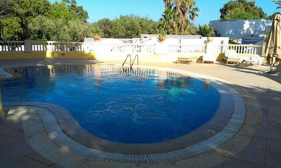 Hotel Palace Hammamet Marhaba: Бассейн с морской водой