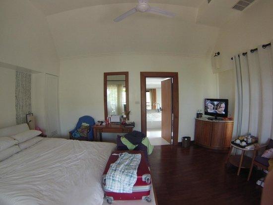 Centara Villas Samui : chambre