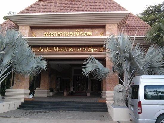 Angkor Miracle Resort & Spa : Ankhor Miracle Hotel and Spa