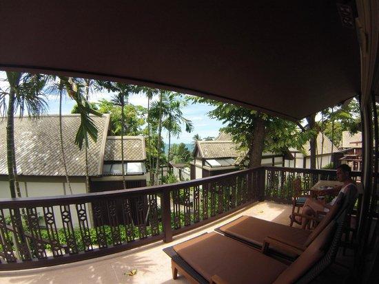 Centara Villas Samui: Vue de la chambre
