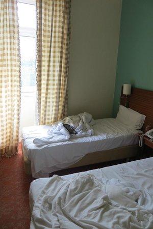 Hotel Princesa Lisboa Centro : Номер на третьем этаже