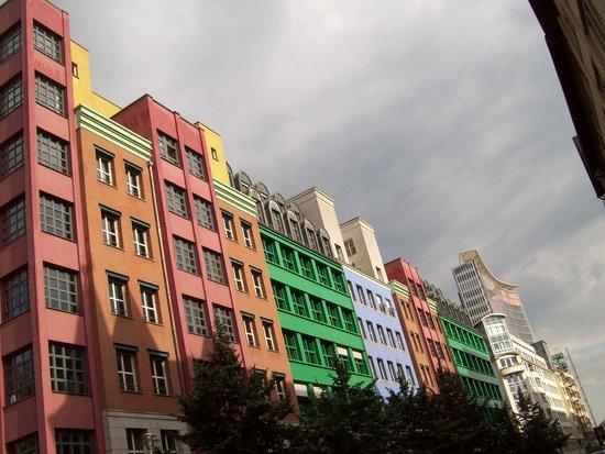 Hotel Angleterre: nei pressi di Friedrichstrasse, Berlin