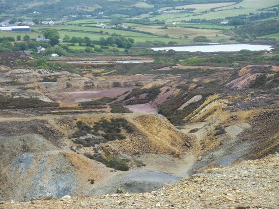 Amlwch Copper Kingdom : Parys Mountain
