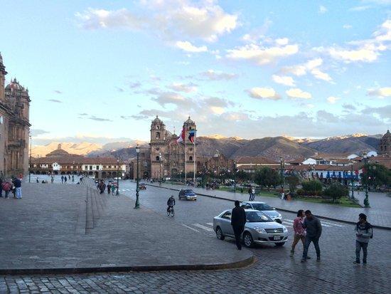 Tierra Viva Cusco Plaza: 2 minute walk to Plaza de Armas