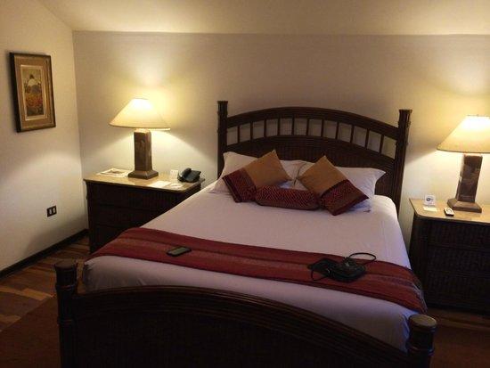 Tierra Viva Cusco Plaza: Great Bed