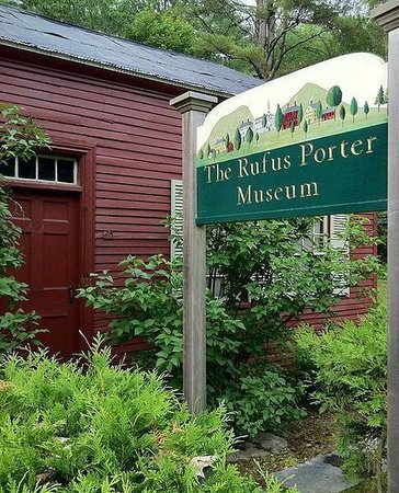 Rufus Porter Museum and Cultural Heritage Center