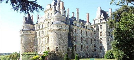 Château de Brissac : the Castle