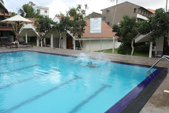 Hotel Goldi Sands : Goldi Sands Negombo