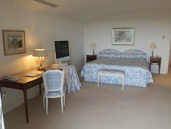 Château Saint-Martin & Spa : Very comfortable Junior Suite