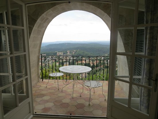 Château Saint-Martin & Spa : Amazing Views from Suite