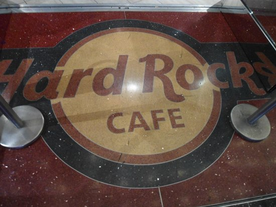 Hard Rock Cafe: Entrada