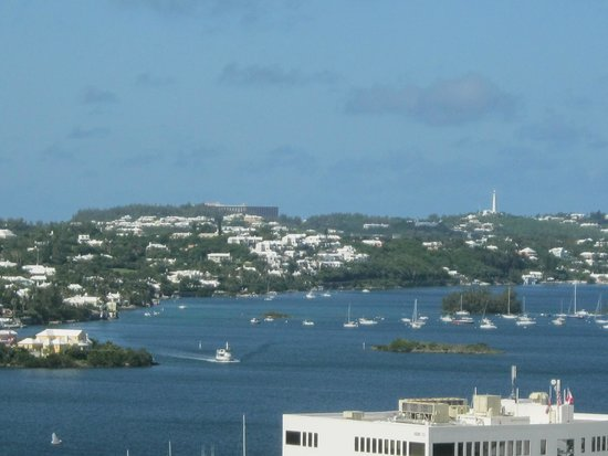 Cathedral of the Most Holy Trinity (Bermuda Cathedral): gorgeous view