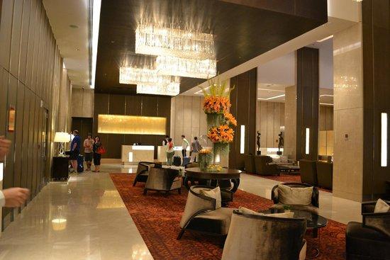 Eastin Grand Hotel Sathorn: Lobby