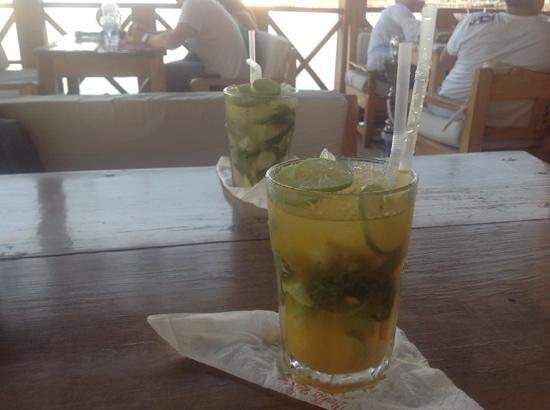 Caribbean Bar : mojito