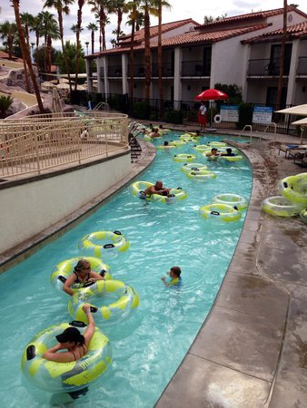 Omni Rancho Las Palmas Resort & Spa : Lazy river