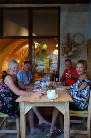 Pumpkin Goreme Restaurant and Art Gallery: Great Dining Experience