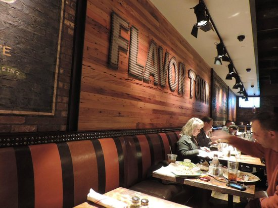 Guy Fiery S American Kitchen And Bar Salmon Picture Of