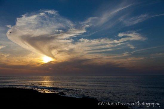 La Jolla Cove : La Jolla Sunset