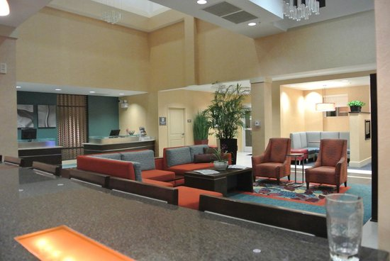 Residence Inn Orlando Lake Mary : hotel lobby