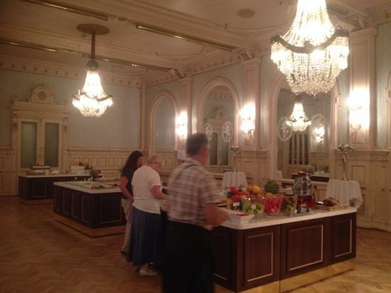 Britannia Hotel: sala colazioni