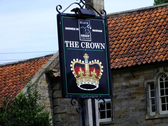 The Crown Hutton Le Hole