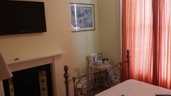 Lichfield House: Room layout