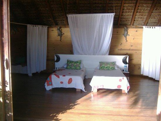 Anjiamarango Beach Resort: la chambre single
