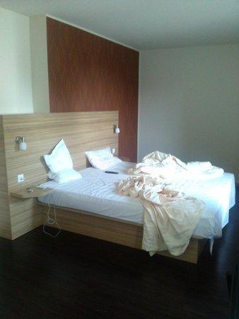 Star Inn Hotel Wien Schönbrunn, by Comfort: super Betten