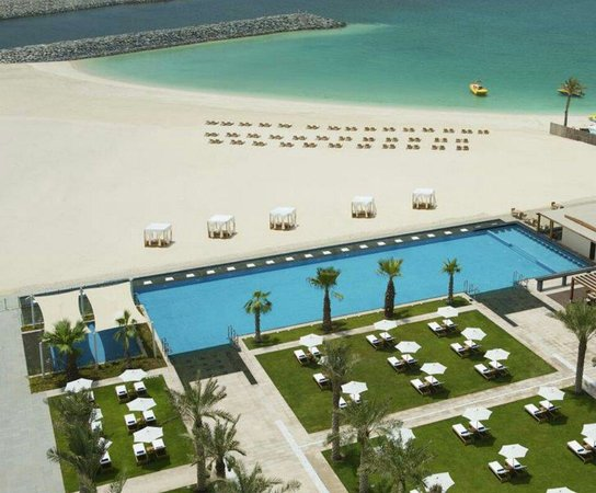 Doubletree By Hilton Hotel Dubai Jumeirah Beach Pool View