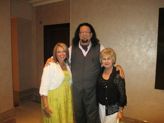 Penn & Teller : Such a nice guy! This was an experience of a lifetime!