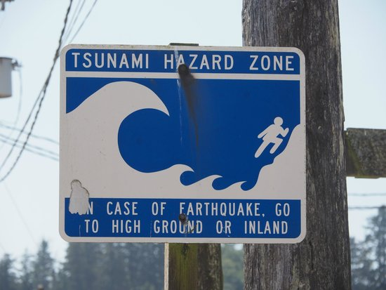 Quileute Oceanside Resort: And if so, which direction should we run?