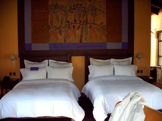 Sol y Luna - Relais & Chateaux: beds
