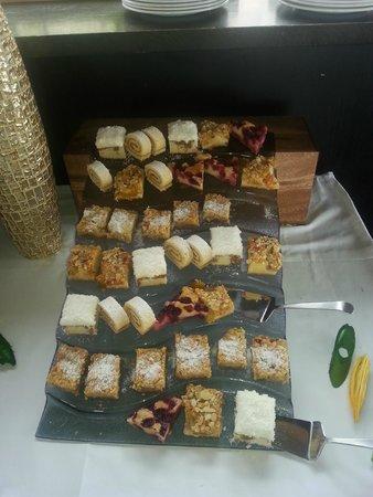 Restaurant SCHLOSSBERG: Dessert